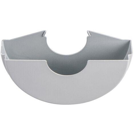 Metabo Capot de protection pour tronçonnage 125 mm, semi-fermé, meuleuse d'angle à tête plate - 630355000