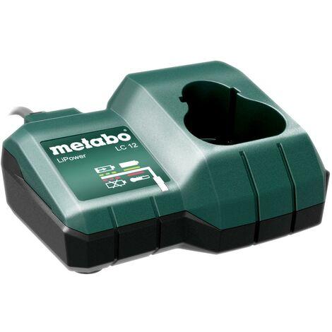 Metabo Chargeur LC 12, 10,8 - 12 V, EU - 627108000