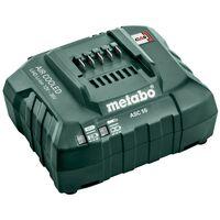 "Metabo Chargeur ultrarapide de batteries ASC 55, 12-36 V, ""AIR COOLED"", EU - 627044000"
