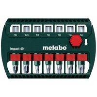 Metabo Coffret d'embouts Impact 49
