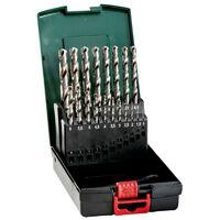 Metabo Coffret HSS-G, 'SP', 19 pièces - 627668000