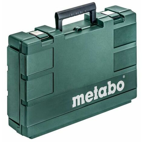 Metabo Coffret mc 10, pour toutes les perceuses-visseuses sans fil et les perceuses à percussion sans fil (623855000)