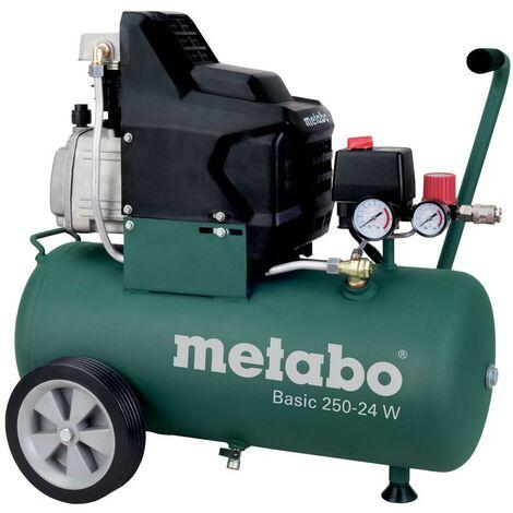 Metabo Compresseur Basic 250-24 W, carton - 601533000