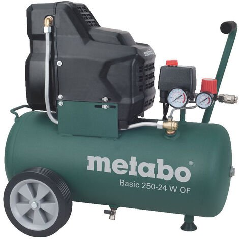 Metabo Compresseur Basic 250-24 W OF - 60153200