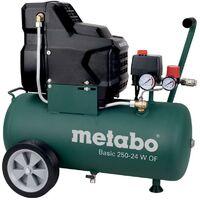 Metabo Compresseur Basic 250-24 W OF - 60153200