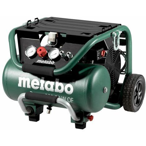 Metabo Compresseur Power 400-20 W OF, carton - 601546000