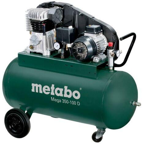Metabo Compressore Mega 350-100 D - 400V - 90 litri - 10 bar