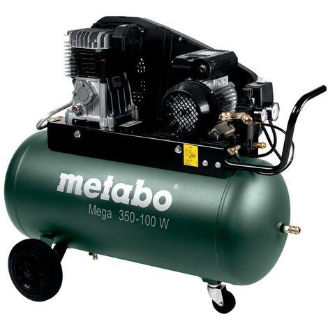 Metabo Compressore Mega 350-100 W - 230V - 90 litri- 10 bar