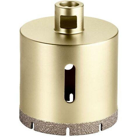 Metabo Couronne diamantée pour carrelage « Dry », 75 mm, M14 - 628315000