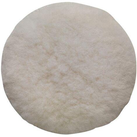 Metabo Disque à polir auto-agrippant en peau d'agneau 130 mm