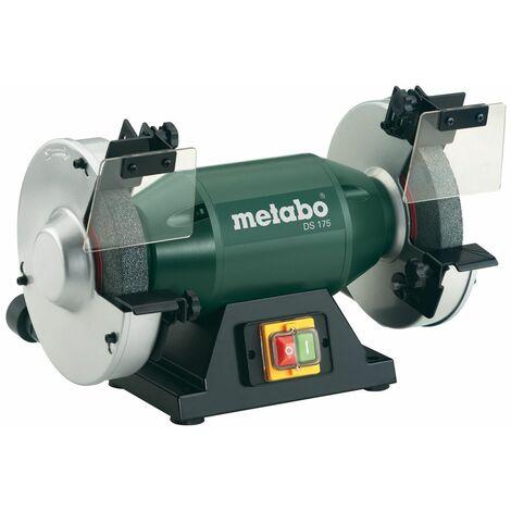 Metabo DS 175 Amoladora de mesa doble - 500W - 175 x 32 x 25 mm