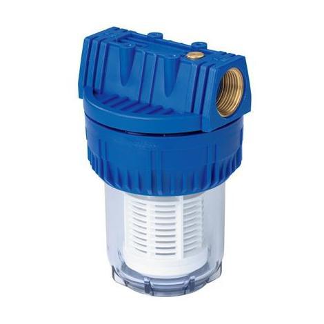 Extrem Metabo Filter 1 - kurz mit Filtereinsatz für Hauswasserwerk WA23