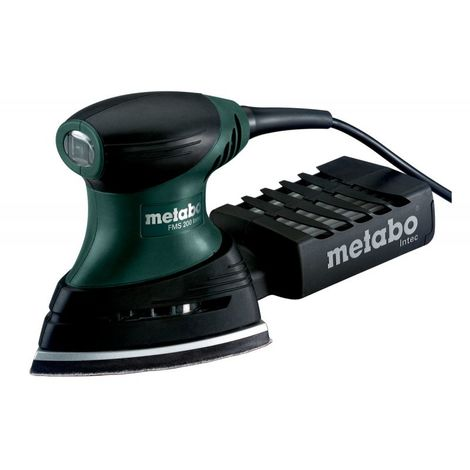 METABO FMS200 PONCEUSE VIBRANTE TRIANGULAIRE 200W
