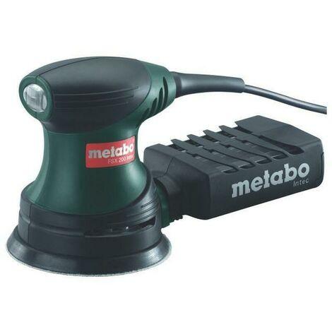 Metabo FSX 200 Intec ponceuse excentrique dans étui - 240W - 125mm