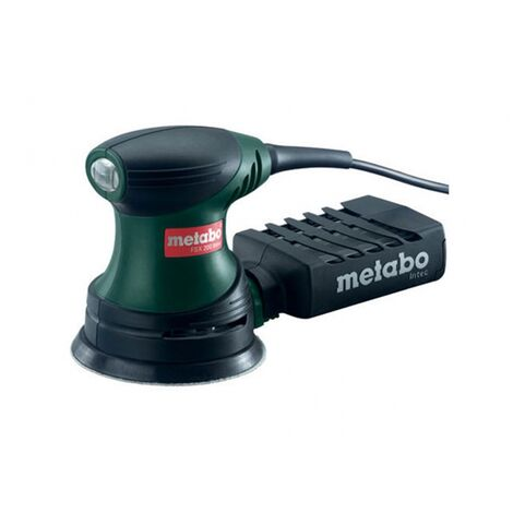 Metabo FSX200/2 240v 240w 125mm Intec Palm Disc Sander