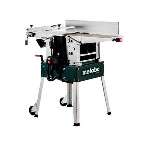 """main image of """"Metabo HC260C Planer and Thicknesser with Leg Stand - 240V"""""""