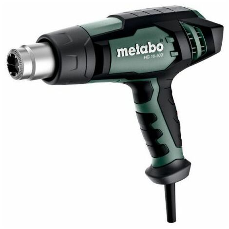 Metabo HG 16-500 (601067500) PISTOLETS À AIR CHAUD