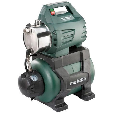 Metabo HWW 4500/25 Surpresseur avec réservoir INOX - 1300W - 4500 l/h