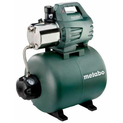 Metabo HWW 6000/50 INOX (600976000) SURPRESSEUR AVEC RÉSERVOIR