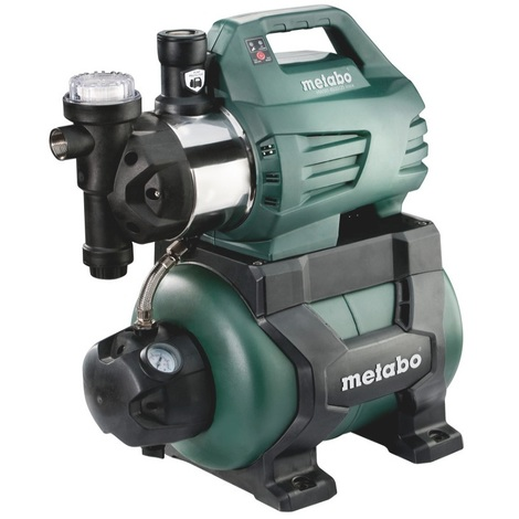 Metabo HWWI 4500/25 coups Huiswaterpomp - 1300W - 4500 l / h