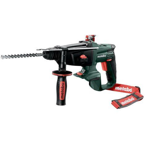 Metabo KHA 18 LTX 3 Function SDS Hammer Drill Body Only & MetaLoc Case
