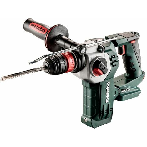 Metabo KHA 18 LTX BL 24 Quick 18V Litio-Ion Batería SDS-plus Martillo combinado cuerpo - 2,2J - sin escobillas