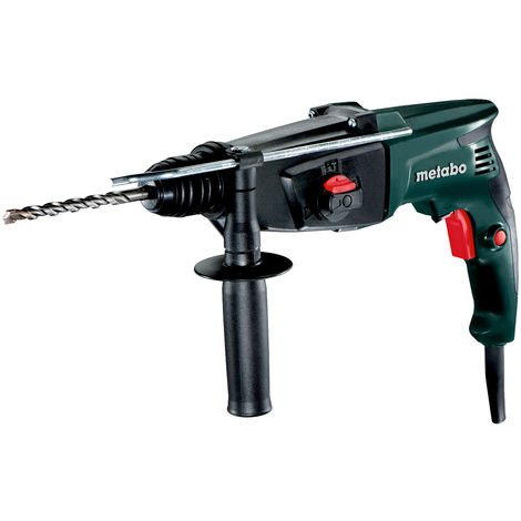 Metabo KHE 2444 SDS-plus Martillo combinado en estuche - 800W - 2,3J