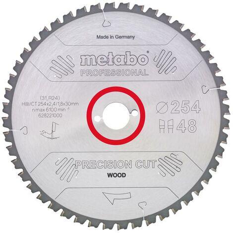 Metabo Lama per seghe circolari HW/CT 305x30, 48 DA 5° neg. - 628227000