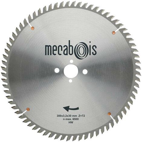 Metabo Lame de scie circulaire hw/ct 190 x 20, 48 wz 10° (628034000)