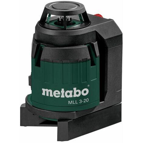 Metabo Laser multilignes MLL 3-20, MetaLoc - 606167000