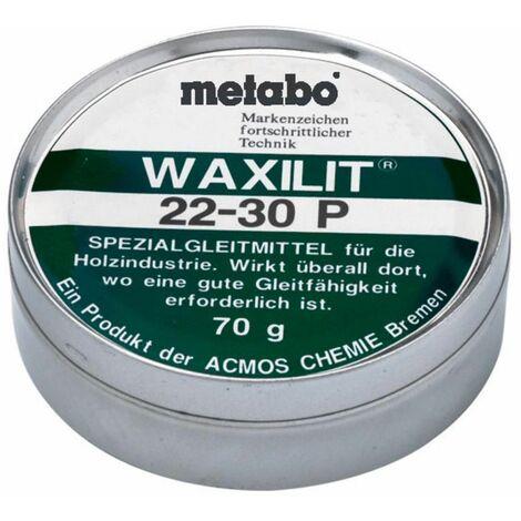 Metabo Lubrifiant Waxilit - boîte de 70 g - 0911001071