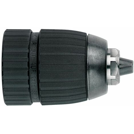 "Metabo Mandrin à serrage rapide Futuro Plus S2, R+L 13 mm, 1/2"" - 63661400"