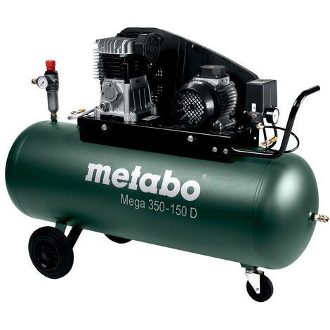 Metabo Mega 350-150 D Compressore Mega, Scatola di cartone - 60158700