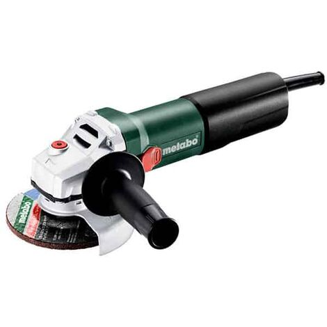 METABO Meuleuse 125mm 1400W WEQ 1400-125 - 600347000