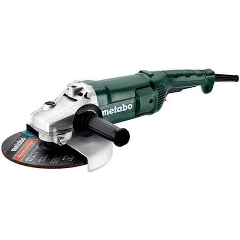 """main image of """"METABO Meuleuse 230mm 2000W WP2000-230 - 606431000"""""""