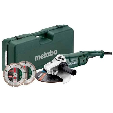 """main image of """"METABO Meuleuse 230mm 220W WEP 2200-230 - 691082000"""""""