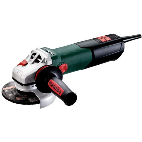 Metabo Meuleuse d angle 125mm 1550W WEV 15 125 Quick 600468000