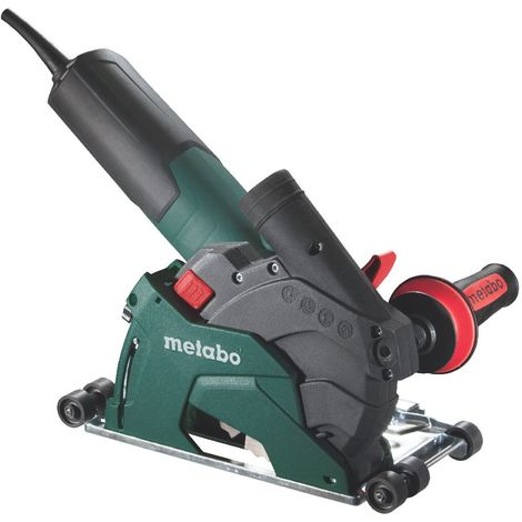 Metabo Meuleuse d'angle 1250 watts W 12-125 HD Set CED Plus