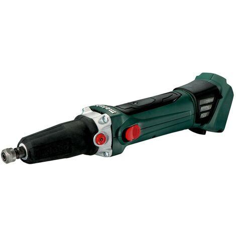 Metabo Meuleuse droite sans fil GA 18 LTX, carton (sans batterie et chargeur) - 600638890