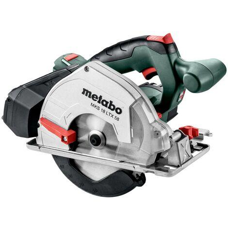 Metabo MKS18LTX58 18v Cordless Metal Circular Saw - Body Only