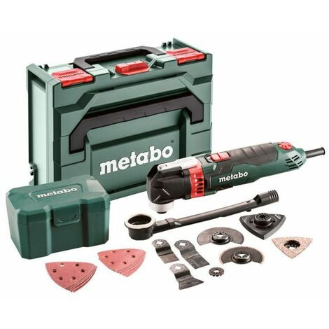Metabo MT 400 QUICK SET (601406700) OUTIL MULTIFONCTIONS