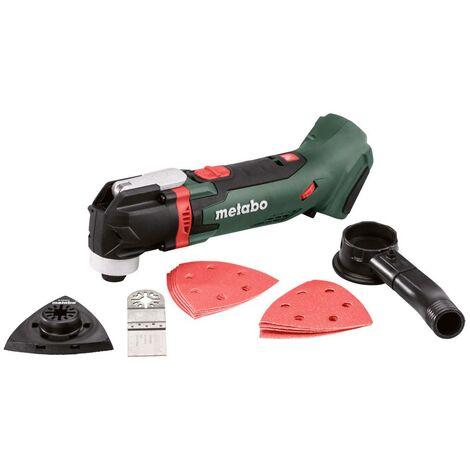 Metabo Outil multifonctions sans fil MT 18 LTX, carton (sans batterie et chargeur) - 613021890