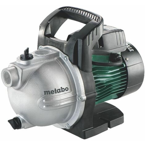 Metabo P 4000 G Pompe de jardin, carton - 600964000