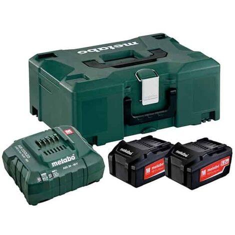 Metabo Batterie-électrique BS 18 LT BL q au MetaLoc 602334840