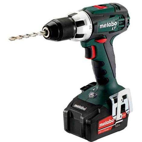 METABO Perceuse visseuse 18V 5.2h BS18LT - 602102650