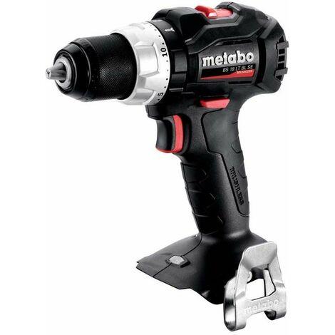 Metabo Perceuse-visseuse sans fil BS 18 LT BL SE, 18V, carton, sans batterie, ni chargeur - 602367850
