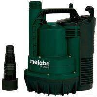 Metabo Pompe immergée à aspiration plate TP 12000 SI