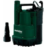 Metabo Pompe immergée à aspiration plate TP 7500 SI