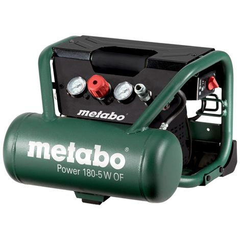 Metabo Power 180-5 W OF Compresseur Power 601531000