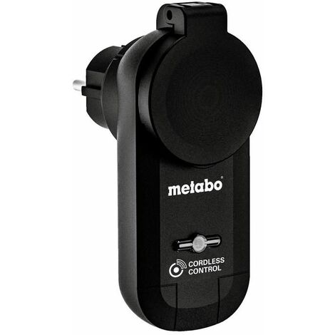 Metabo Prise sans fil CordlessControl, type F - 630413000